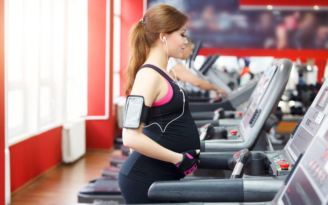 El ejercicio y el embarazo en 10 simples sentencias